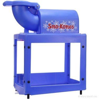 Snow Cone Machine, Concession Style Snow Cone Machine