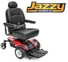 Pride - Jazzy Sport 2 Powerchair