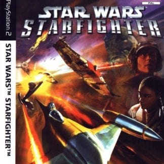 Star Wars Starfighter- PS2