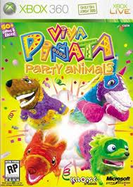 Viva Pinata Party Animals- Xbox