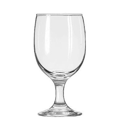 Water Glass, 11.5 oz Water Glass with Stem