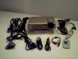 LCD Projector 1100 Lumen, Video Projector