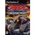 World Destruction League Thunder Tanks- PS2