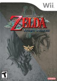 Legend of Zelda Twilight Princess - Wii