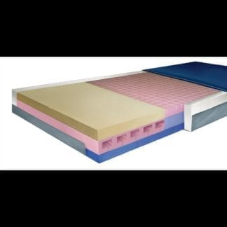 """Mason- Pressure Reducing Foam Multi-Ply Series 6500 80"""" with Fire Barrier. 6500-2"""
