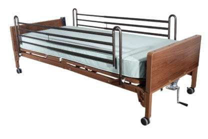 Hospital Bed- Semi Electric- Twin Size