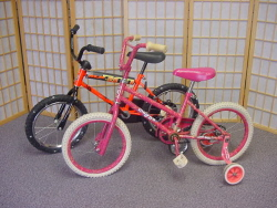 "Bike - Child 16"", Kids Bicycle"