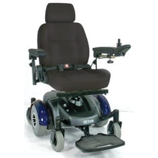 Drive-Image EC Mid Wheel Drive Power Wheelchair 2800ECBU-RCL