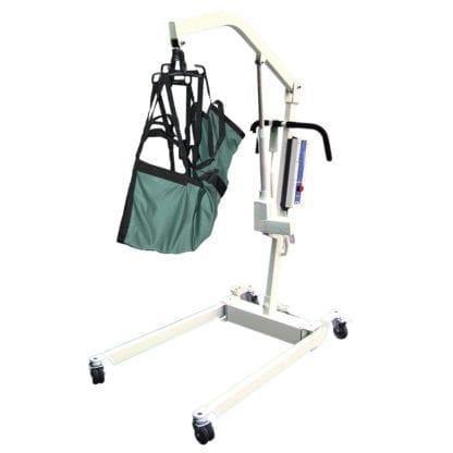 Drive-Bariatric Electric Patient Lift with Rehargeable Battery And Six Point Cradle 13245