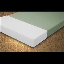 Mason- Bed Renter II - Solid Core Polyester 36? x 76? x 5.5? Matress with Masongaurd Cover. 3500-II