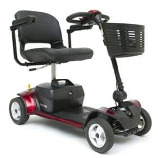 Pride- Go Go Sport Scooter - 4 Wheel