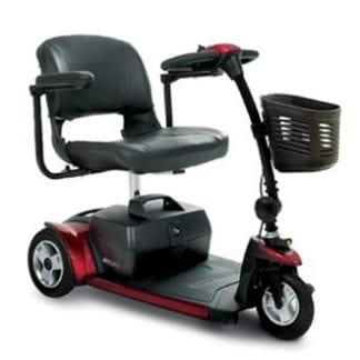 Pride - Elite Traveler Plus 3 Scooter - 3 Wheel