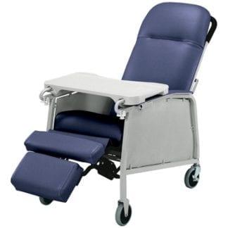 Geriatric Recliner 3 Position - Lumex Ortho Biotic Seating