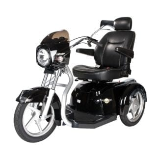 "Drive- Maverick Executive 3 Wheel Electric Scooter 20"" Seat"
