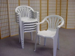 Patio Chairs, Plastic Patio Stack Chairs