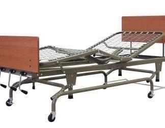 "GF-Lumex Flex Bed Spring Deck, Manual Hi-Lo, 76"" Length AF4000"