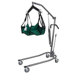 Drive- Patient Lift with Six Point Cradle 13023SVKIT