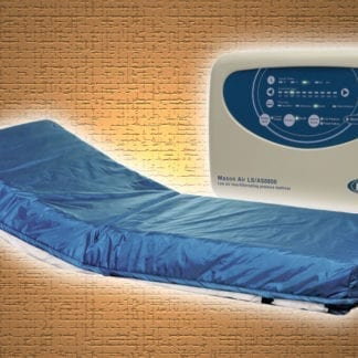 "Mason- LS/AS8800 Powered Pressure Reducing 35""x80""x8"" Mattress Systems. Low Air Loss and Alt Pressure Mattress. LS/AS8800"
