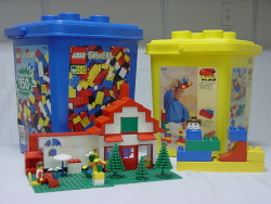 Lego or Duplo Blocks