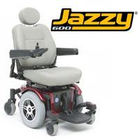 Pride - Jazzy 600 ES Powerchair