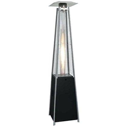Outdoor Heater, Propane Pyramid Style Patio Heater