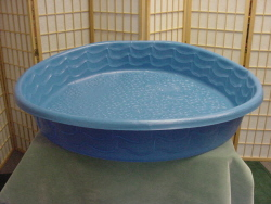 Small Wading Pool, Plastic Child Pool