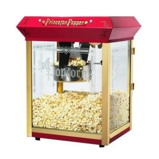 Popcorn machine-tabletop, Full Size, Commercial Popcorn Machine for Tabletop