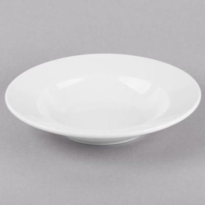 """Soup Bowl 9"""", White Soup Bowl"""