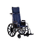 Invacare- Tracer SX5 Recliner Wheelchair