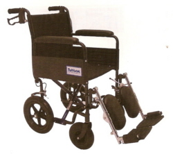 Tuffcare-Venture All Terrain Transporter #820 Wheelchair