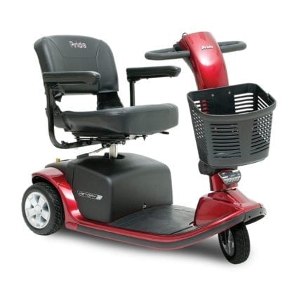 Electric Mobility Scooter - Heavy Duty