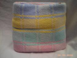 Crib Blanket, Baby Crib Blanket, Full Size Baby Blanket