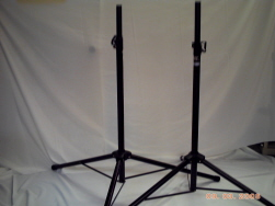 Speaker Stands for PA 250 watts