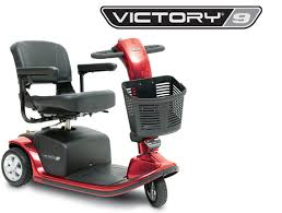 Pride- Scooter Victory 9 - 3 Wheel
