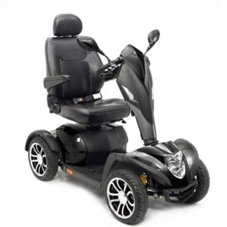 """Drive- Cobra GT4 Heavy Duty Scooter 22"""" Captains Seat"""