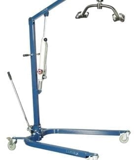 GF- Lumex Patient Hydraulic Lift,with Foot Pedal LF1031FP