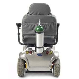 Invacare- L-3X Scooters Accessories Oxygen Holder ACC220