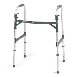 Invacare- I-Class Paddle Walkers Heavy Duty Dual Release Adult Paddle Walker 6291-HDA-1