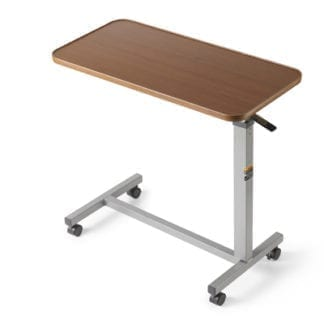 Invacare- Auto Touch Over Bed Table 6417