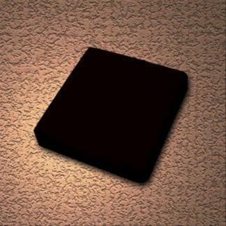"Mason- Premier One Cushion Bariatric General Use 24""x20""x3"" Foam Cushion with Nylon Cover 8080"