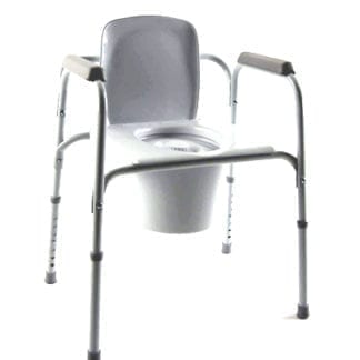 Invacare- I?Class? All-In-One Commode 9630-1