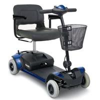 Pride - Go Go Elite Traveler 4 Scooter - 4 Wheel