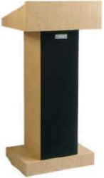 Podium- Freestanding with PA System