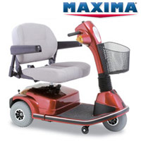 Pride - Maxima Scooter - 3 Wheel