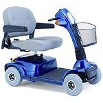 Pride - Maxima Scooter - 4 Wheel