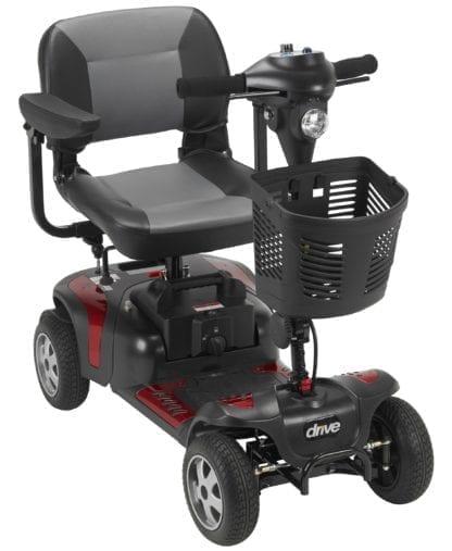 Drive- PHOENIX HD 4 Electric Scooter 4 Wheel