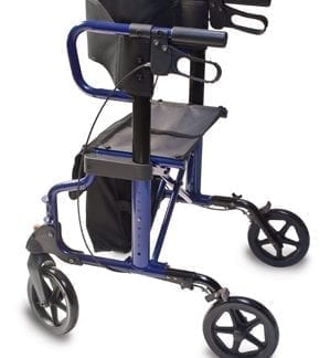 GF- Lumex Hybrid LX Rollator Transport Chair LT1000(T, or B)