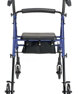 GF- Lumex Set n' Go Height Adjustable Rollator RJ4700 (B,R,S)