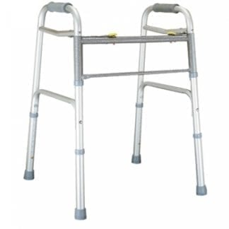 GF- Lumex Imperial Collection Dual Release X-Wide Folding Walker 604070A-1