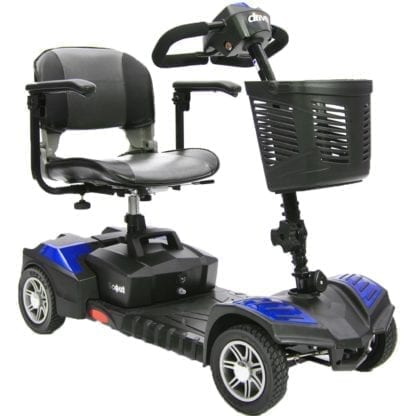 Drive- SPITFIRE SCOUT 4 - DLX 4 wheel travel scooter